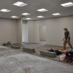 E & L Building Contractors office contruction