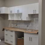 E & L Building Contractors cabinets