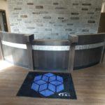 E & L Building Contractors front desk