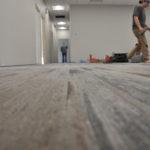 E & L Building Contractors flooring