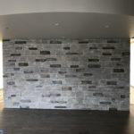 E & L Building Contractors stone wall