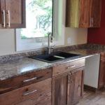 E & L Building Contractors kitchen sink